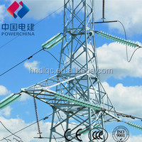 GS-PEF-04 Power transmission Steel Tower