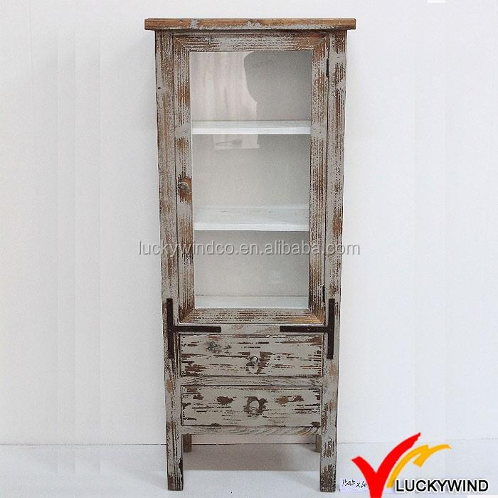 LWHW11732  antique wooden bookcase .jpg