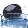 low price suction cup waterproof bluetooth speaker shower /waterresistance fm radio