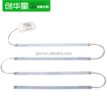 Newest products transform light bar 3x6W LED ceiling fixture