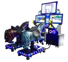 Go Go Jockey 3 horse racing games/horse riding game machine