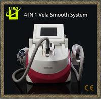 Professional Cryo Lipolysis Fat Freezing Velashape Vacuum Roller Massage Fat Freezen Body Slimming Machine