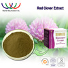 Natural health food 8% isoflavones,enhance immunity red clover extract,free sample 3% isoflavone red clover power extract