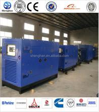 Hot sale!!! 250kva silent gas generator