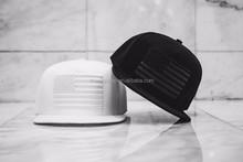 Fashion Hip Hop Basketball Flat Snapback Hat/Solid Colors 3d Logo Custom Snap Back Hat