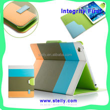 Alibaba Express For iPad air Case, Leather Case For iPad air, PU Leather Stand Case For iPad air