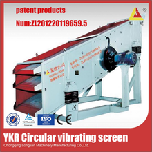 China Sand Sieve Machine Automatic Sand Hot Vibrating Screen Sieve Shaker