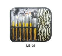 lovely creative make up brush set make-up cosmetic