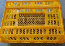 Best selling chicken/broiler plastic transportation cage/box