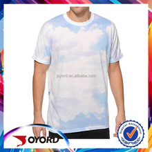Special design on high quality blank t-shirt to your satisfaction