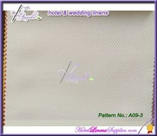 round dots decorative rectangle jacquard table cloths for wedding, hotel, banquet, restaurant-rectangle tablecloths-152*259cm