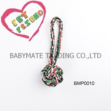 Rope toy,Ball Tug Cotton Rope Pet Toys,Dog Tugging Toy