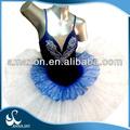 Súper ventas de la venta Soft etapa trajes de danza del ballet
