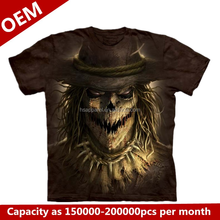 A god of death series 3d t shirt,fashion 3d t-shirts