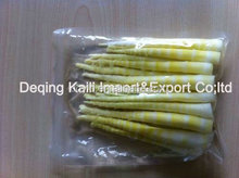 Boiled vegetables-healthy delicious canned bamboo shoots on sale