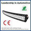 NSSC factory 300w 4x4 curve led light bar 50 inch ip68 waterproof