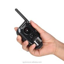 2.4GHz Flash Trigger + Camera Shutter, Radio Remote Strobe Flash + Speedlight