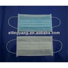 2015 Hospital High Quality Disposable Medical Face Mask