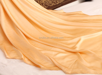 luxury jacquard satin bed sheet/silk feeling duvet cover/super king flat sheet