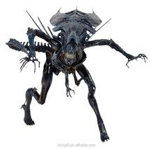 Venta caliente la reina alien figura figuras de acción de acción de PVC de 15 pulgadas