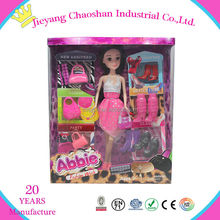 Abbie Dolls Toy Accessories ,Factory Price american girl doll Doll Accessories,Plastic Baby Dolls Clothes, Shoe and Dresses