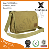 2015 new products China Manufacturer canvas leather bag