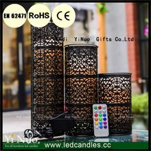 suitable for outdoor metal candle holder parts