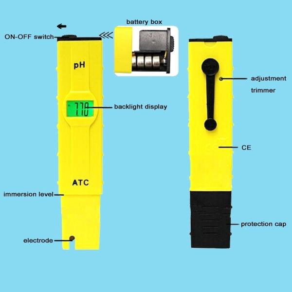 Pen Type Ph Meter Diagram Ph 2011 Buy Ph Meterpen Type Ph Meter