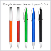 Good quality sell well cheap ball promotional plastic pen