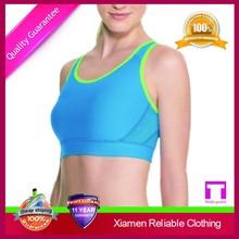 Fashionable xxx sexy image bra Wholesale sports bra Xiamen factory