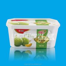 500g IML Plastic Container