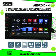 """7"""" 2 din in-dash car dvd gps android with wifi 3g"""