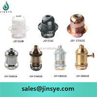 wholesale waterproof lamp holder e27/wall lamp holder/outdoor lamp bases