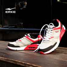 ERKE 2015 NEW summer mens retro flyknit max running shoes half-length air cushion sneaker for man athletic shoes couple style