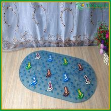 New products houseware bathroom shower mat PVC bathroom anti slip bathtub mat