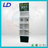 Hot sale attractive table top brochure display stands with 8 years Experience