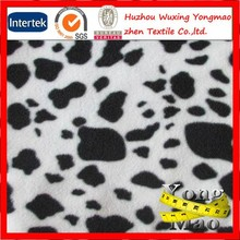 wholesale micro fleece fabric/anti pill polar fleece fabric for nightgown