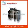 China door designer aluminum door parts profile 6063-T5