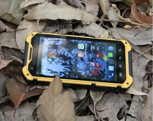 4.3 inch IPS capacitive touch screen Android 4.2 A9 Waterproof wholesales mobile phone in china