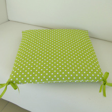 Square Cotton Cushion for leaning on