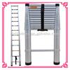 EN131 Approval Aluminium Telescopic Bamboo Ladder