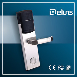 dls2000-d6 professional swipe card hotel locks (free software)