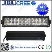 JGL new product! double row led light bar cree led driving light forklift safety light 4x4 led light bar cree