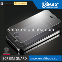 0.2 mm 0.3 mm 0.4mm For iPhone4s tempered glass screen protector oem/odm (Glass Shield)
