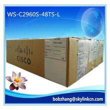 WS-C2960S-48TS-L cisco fiber optic switches