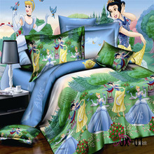 latest design hot sale kids 3D bedding sheets factory wholesale