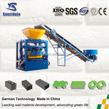 Big type concrete block machine,automatic concrete block making machine