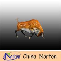 large bronze wall street bull bronze bull sculpture NTBH-B077R