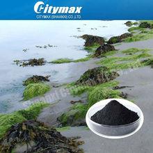 Fertilizante orgánico de algas