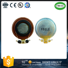 FBF2512 high quality 4 ohm 5w speaker bluetooth vibration speaker mini vibration speaker (FBELE)